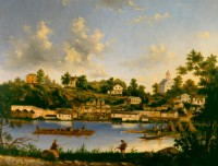 Glance at the Past - Grand River Islands