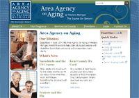 Area Agency on Aging Redesign