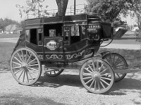 Glance at the Past - Grand Rapids Stagecoaches