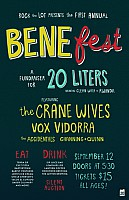 WYCE presents BeneFest at The Intersection
