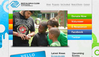 Boys & Girls Club of Grand Rapids Youth Commonwealth New Website