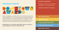 Downtown Awards