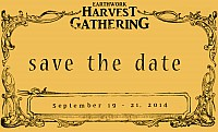 Earthwork Harvest Gathering 2014