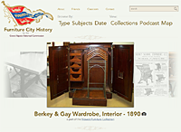 Furniture City History Website
