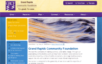 Grand Rapids Community Foundation Redesign