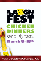 Laughfest Chicken Dinners