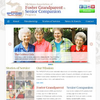 Michigan Association of Foster Grandparent & Senior Companion Programs Redesign