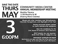 CMC Annual Membership Meeting